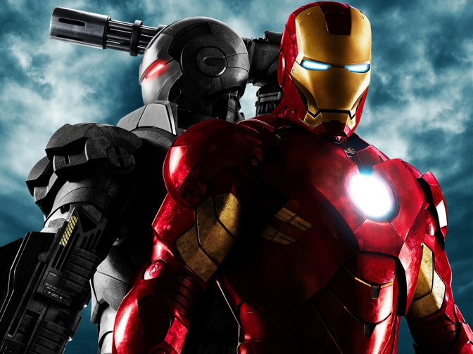 "My Favorite Scene: Iron Man 2 (2010) ""Iron Man and War Machine in the Kill Zone"""