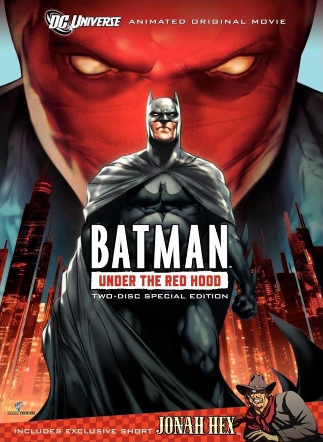 Batman, Under the Red Hood, Jason Todd, The Red Hood