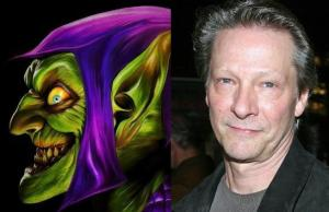 The new Green Goblin has an Oscar