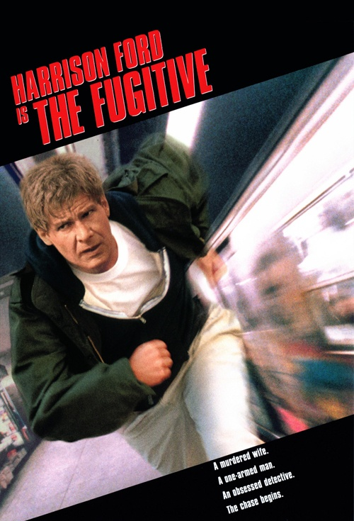 The Fugitive Theatrical Poster