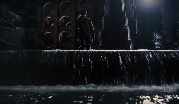 Joseph Gordon-Levitt in The Dark Knight Rises