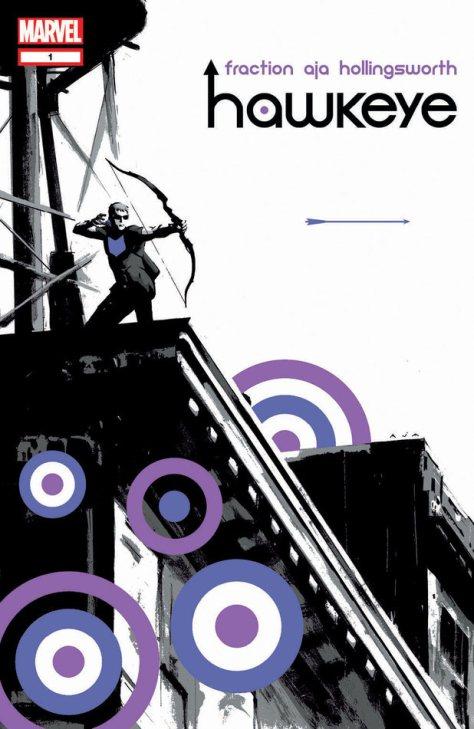 Hawkeye, Matt Fraction, David Aja, Marvel