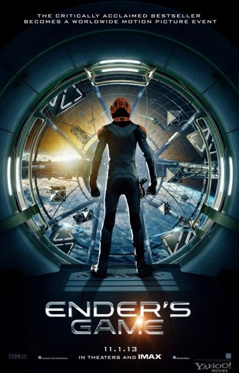 Ender's Game Poster, Ender's Game, Orson Scott Card, Ender Wiggins