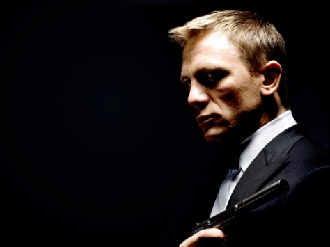Christopher Nolan, Daniel Craig, Bond 24