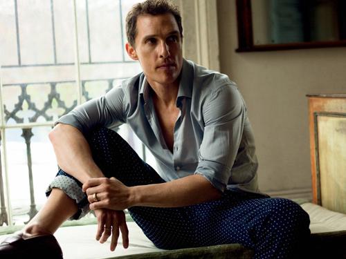 Christopher Nolan Interested in Matthew McConaughey for Interstellar