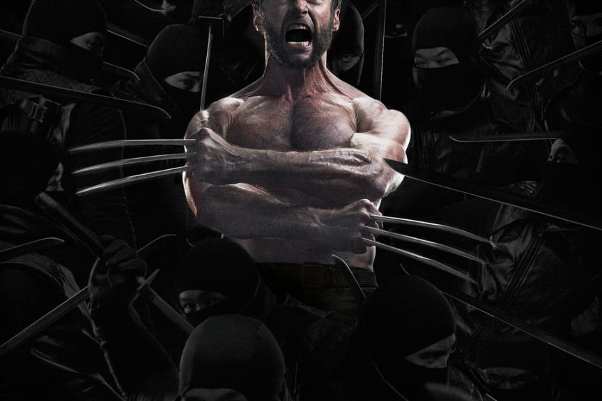 The Wolverine, Logan, Hugh Jackman