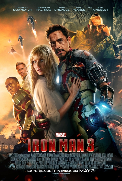 Iron Man 3, Iron Man, Iron Man 3 Review