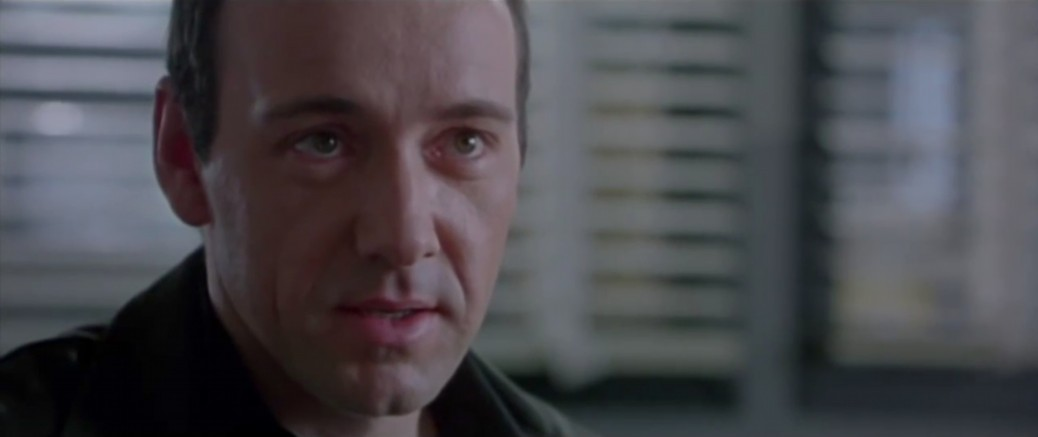 Kevin Spacey in The Usual Suspects