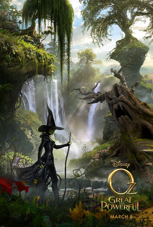 Movie Review: OZ: The Great and Powerful (2013)