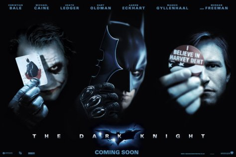The Dark Knight, Batman, Joker, Two Face, Christian Bale, Heath Ledger, Aaron Eckhart