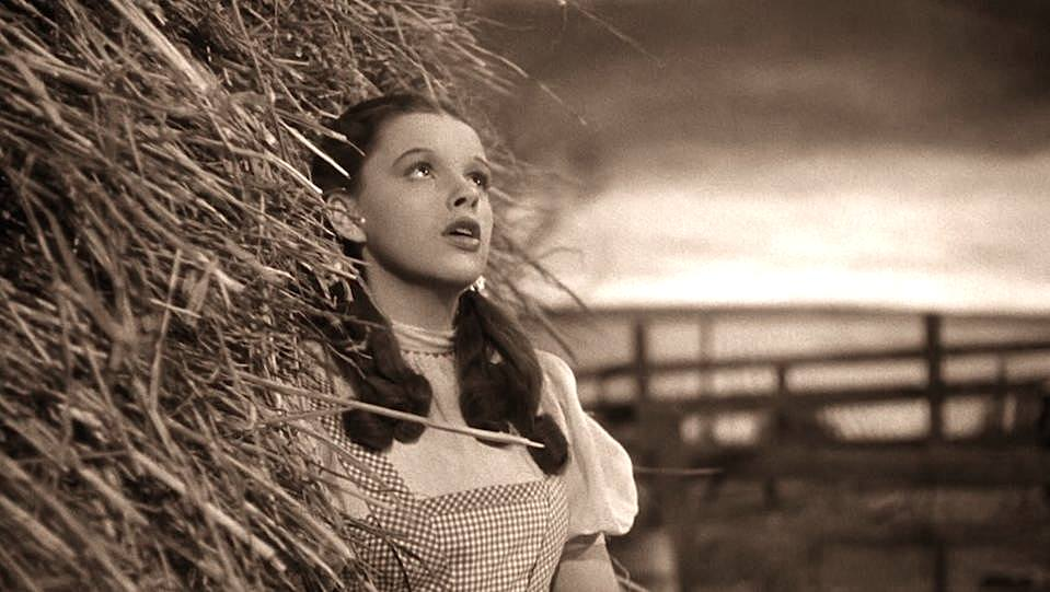 My Favorite Scene The Wizard Of Oz 1939 Somewhere Over The