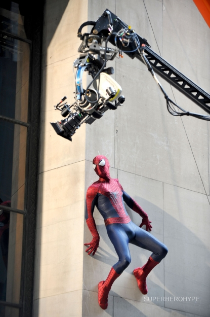 Amazing Spider-Man 2, Spider-Man