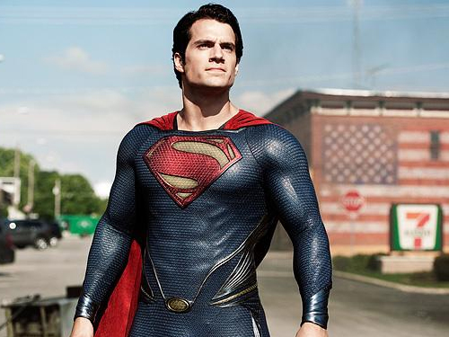 Man of Steel, Superman, Henry Cavill