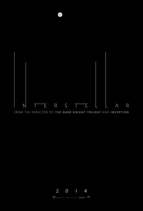Interstellar, Christopher Nolan, Matthew McConaughey, Anne Hathaway, Jonathan Nolan