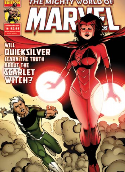 Quicksilver, Scarlet Witch, Avengers 2