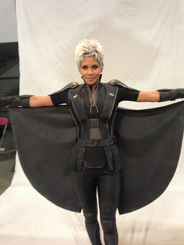 Storm, Halle Berry, X-Men Days of Future Past, Bryan Singer