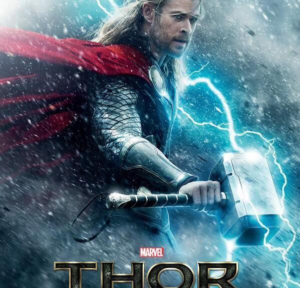 Thor The Dark World, Thor, Thor 2, Thor 2 Poster, Thor 2 Trailer, Mjolnr
