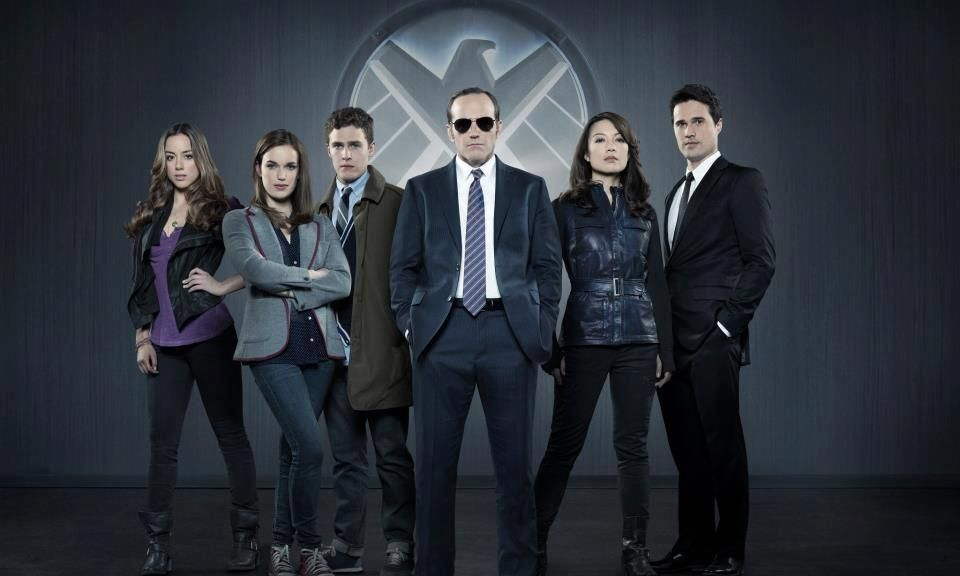 ABC, Agents of Shield, Clark Gregg, Agent Coulson
