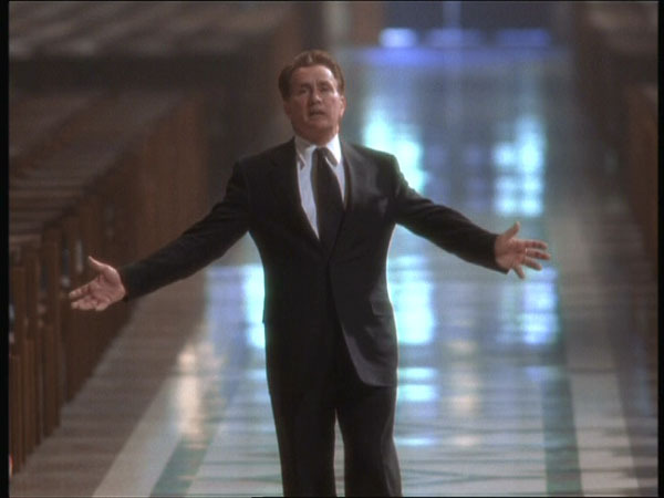 The West Wing, Aaron Sorkin, Two Cathedrals, Martin Sheen, President Bartlett