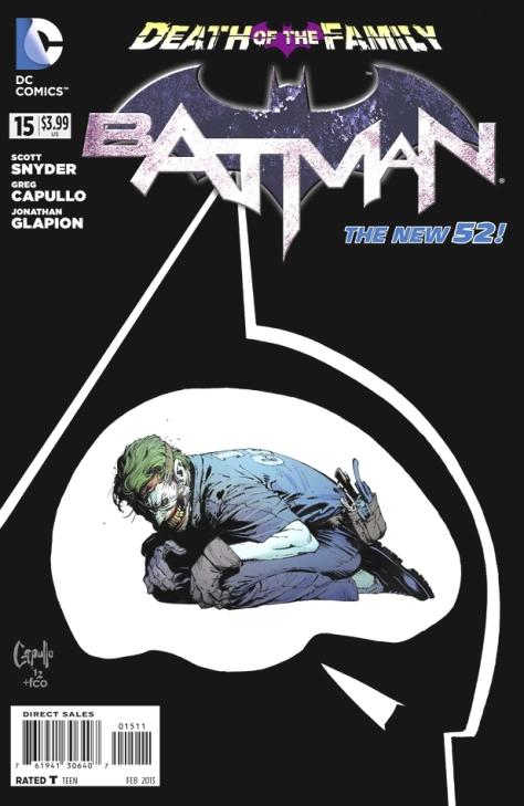 Batman, Joker, Greg Capulo, Scott Snyder