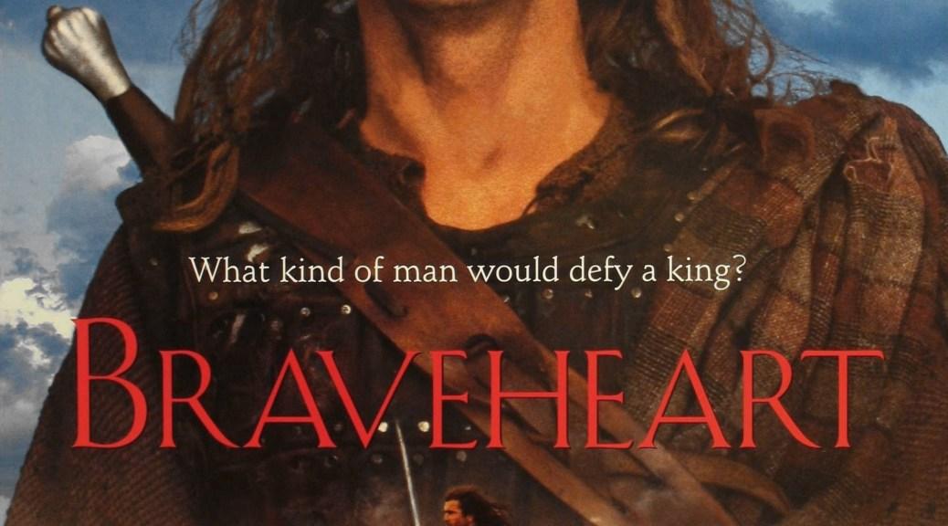 Braveheart, William Wallace, Mel Gibson