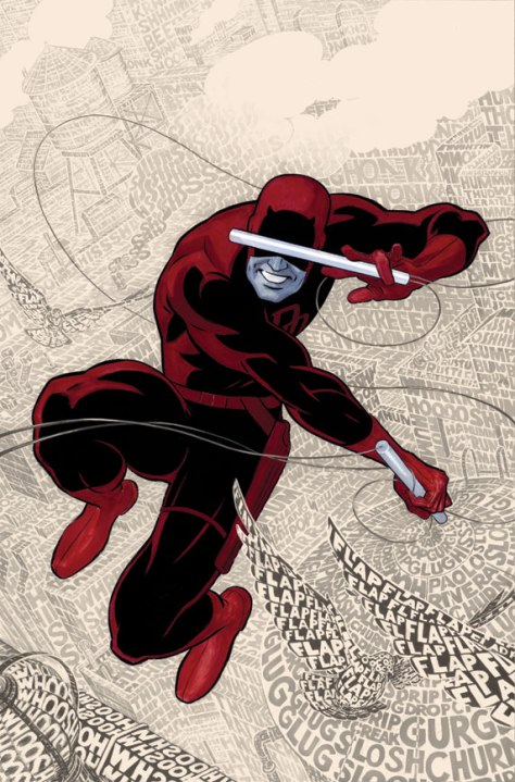 Daredevil, Mark Waid, Marvel, Chris Samnee