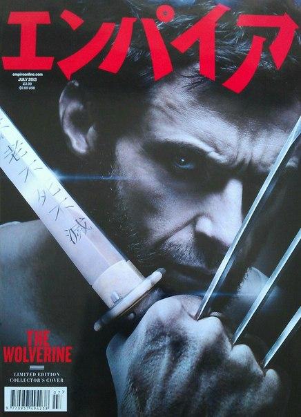 The Wolverine, Wolverine, Hugh Jackman, Empire Magazine