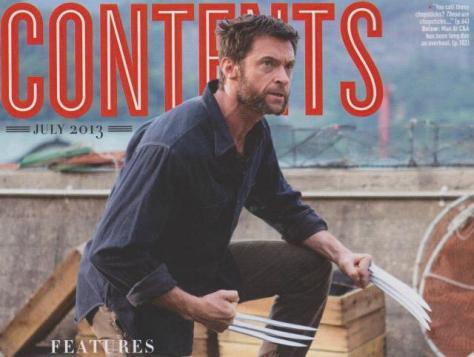 The Wolverine, Wolverine, Hugh Jackman,