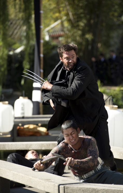 The Wolverine, Wolverine, Logan, Hugh Jackman