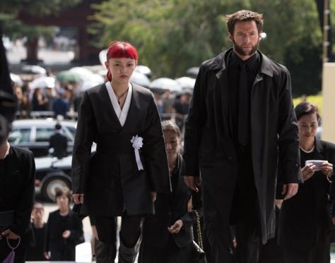 Hugh Jackman, The Wolverine, Wolverine, Yuriko
