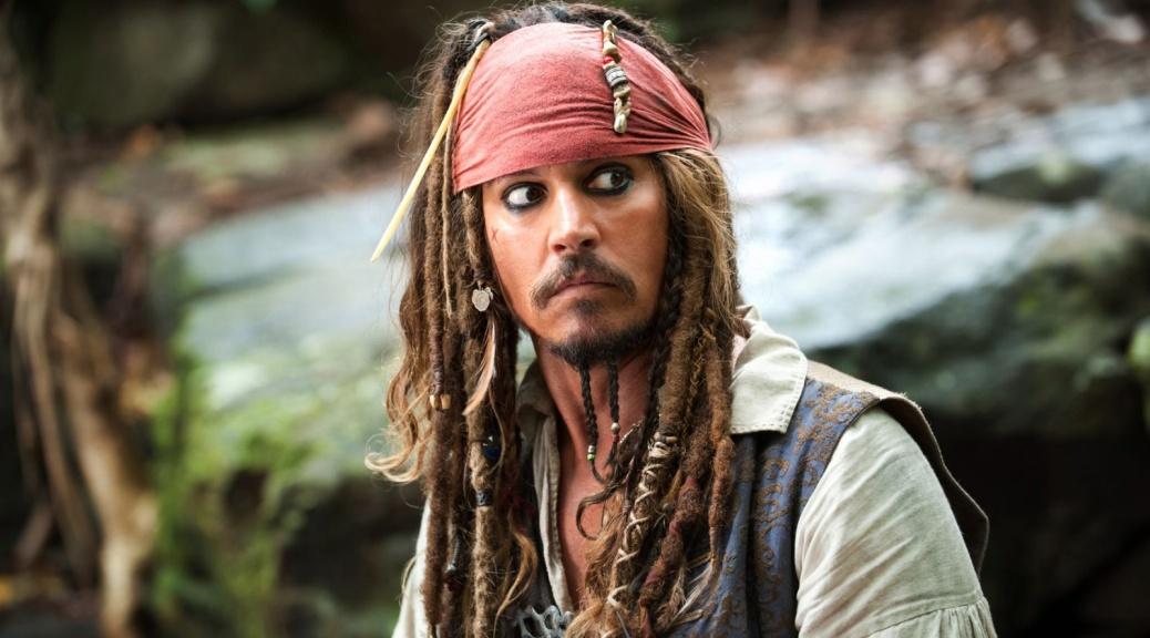 Pirates of the Caribbean, Jack Sparrow, Captain Jack Sparrow, Johnny Depp