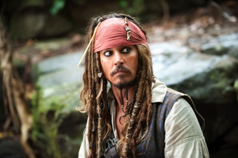 Pirates of the Caribbean, Jack Sparrow, Captain Jack Sparrow, Johnny Depp