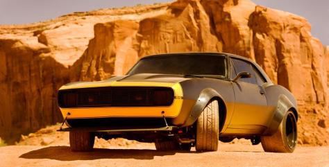 Bumblebee, Transformers 4, Michael Bay
