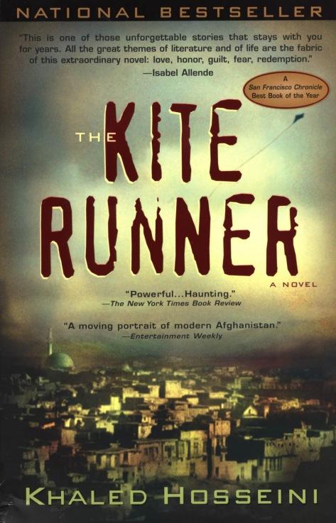 Kite Runner, Khaled Hosseini