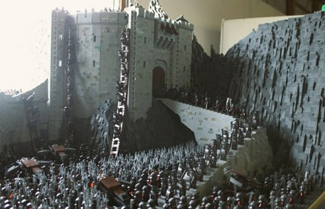 LEGO, Lord of the Rings, Helm's Deep