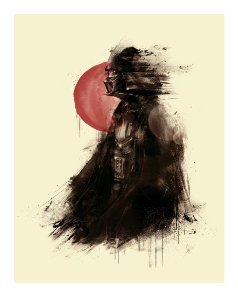 Darth Vader, Lord Vader, Marie Bergeron