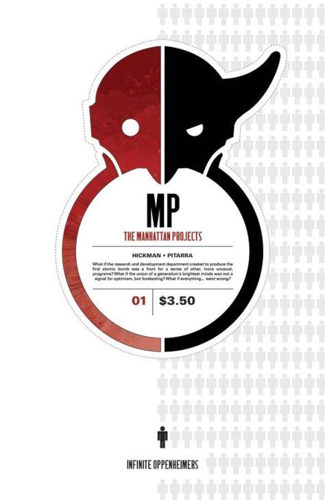 The Manhattan Projects, Jonathan Hickman