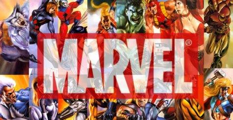 Marvel Comics, Marvel, Marvel Entertainment