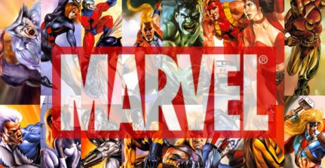 Marvel Comics, Marvel, Marvel Entertainment