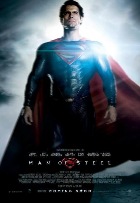 Man of Steel, Superman, Henry Cavil