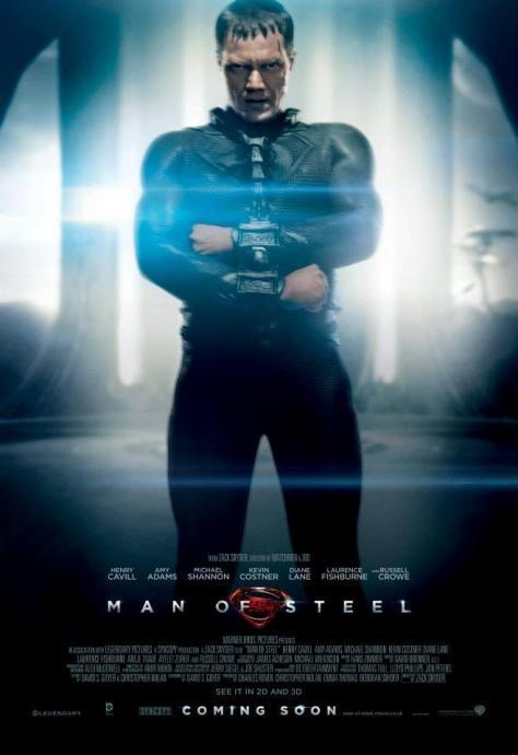 Man of Steel, General Zod, Superman, Michael Shannon