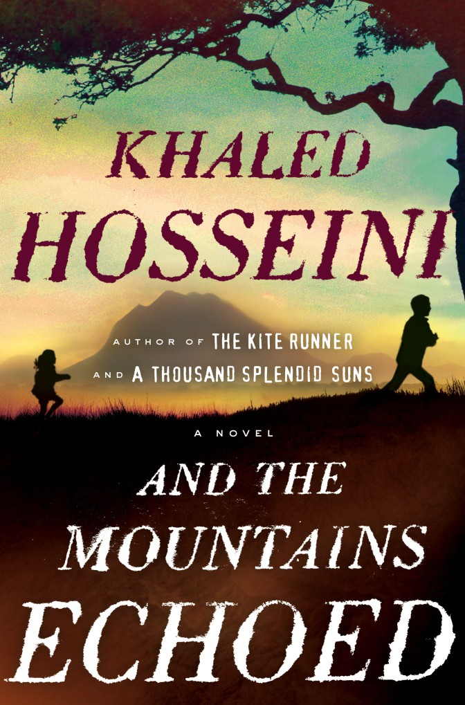Khaled Hosseini's Third Book Out Today (Advance Review)