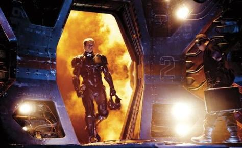 Pacific Rim, Charlie Day