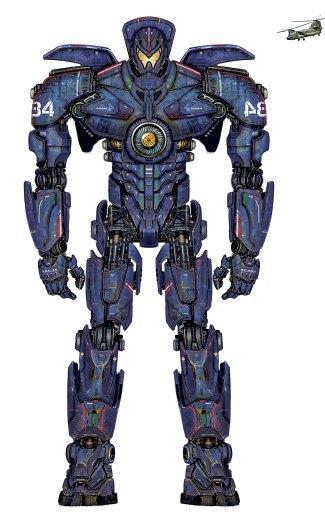 Pacific Rim, Jaeger