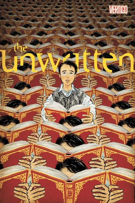 The Unwritten, Vertigo, Mike Carey