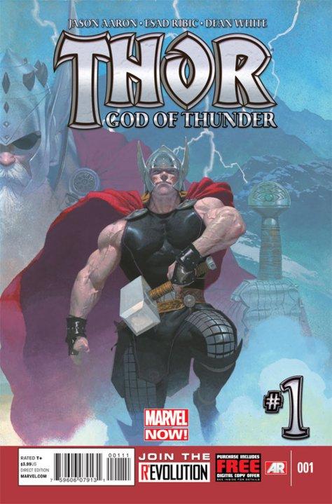 Thor: God of Thunder, Thor, Marvel, Jason Aaron