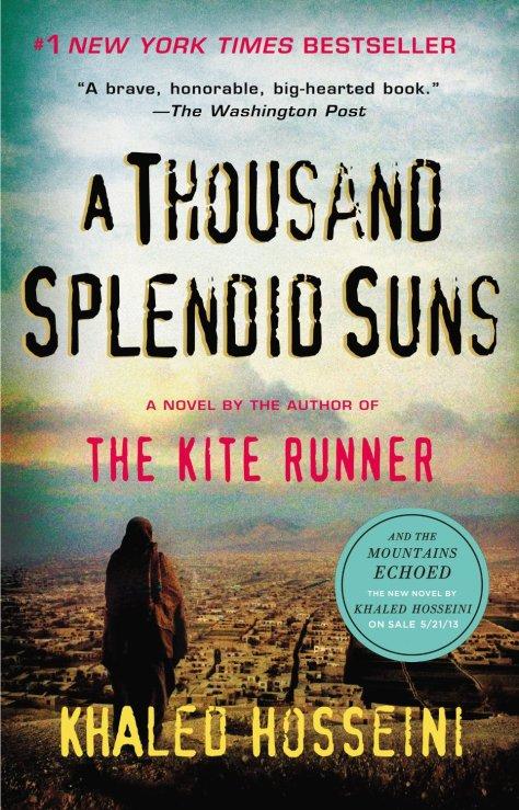 A Thousand Splendid Suns, Khaled Hosseini