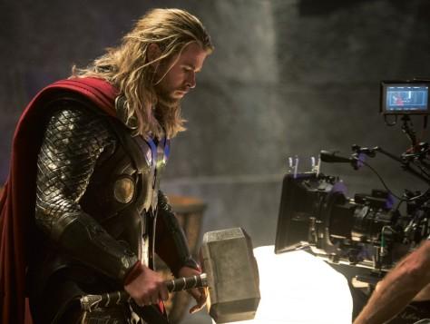 Thor, Thor 2, Thor 2 The Dark World, Alan Taylor, Chris Hemsworth, Marvel