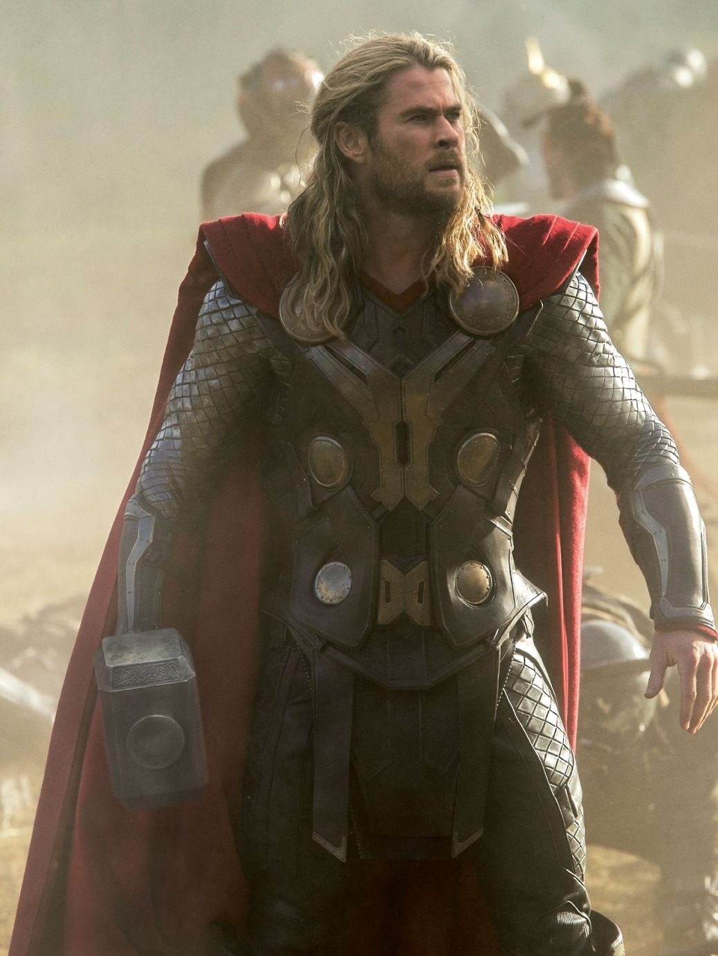 Thor, Thor 2, Thor 2 The Dark World, Alan Taylor, Chris Hemsworth, Marvel