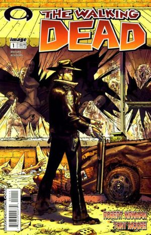 The Walking Dead, Robert Kirkman, Tony Moore
